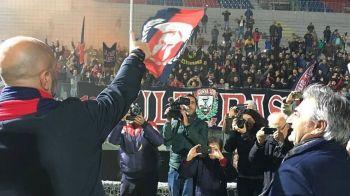 Walter Zenga revine in Serie A! Fostul antrenor al echipei si-a dat demisia pentru ca presedintele a intrat in vestiar la pauza meciului cu Udinese