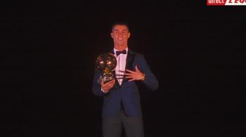 Ronaldo, mesaj pentru Messi dupa ce a castigat Balonul de Aur pentru a cincea oara! Portughezul a facut si anuntul decisiv in privinta viitorului sau la Real