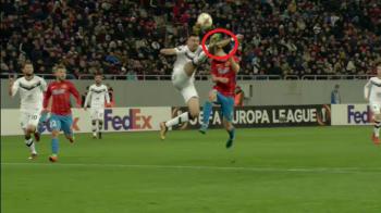 Mihai Stoica acuza arbitrajul! Cate penalty-uri ar fi meritat Steaua in cele sase meciuri din grupele Europa League