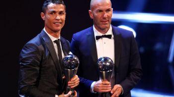 """""""Da, Cristiano este CEL MAI BUN DIN ISTORIE!"""" Declaratia neasteptata data de Zinedine Zidane"""