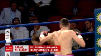 """Romania da KOmanda ACUM la Pro X! """"Lunetistul"""" Dinu si """"uraganul"""" Bia lupta in gala sfarsitului de an"""