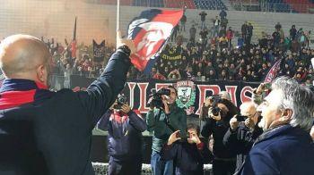 Nebunie la prezentarea oficiala a lui Zenga la Crotone! Ce transfer SURPRIZA poate sa faca