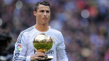 """Cristiano Ronaldo i-a CRITICAT pe fanii Realului dupa ce a castigat Balonul de Aur: """"Ma deranjeaza amnezia lor!"""""""