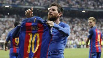 FANTASTIC! Care e singurul jucator caruia Messi i-a cerut tricoul in cariera! E o legenda a lui Real Madrid!