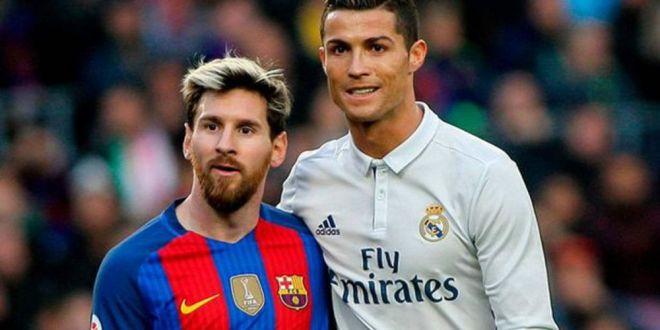Nu luam masa impreuna, dar ma uit la meciurile lui!  Cum se descriu reciproc Messi si Ronaldo!