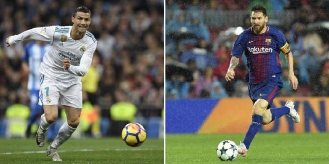 Imaginea cu Messi devenită virala dupa ce rivalul Ronaldo a castigat al cincilea Balon de Aur