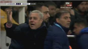 Echipa lui Sumudica a rezistat EROIC in 10 cu Besiktas! Sumudica s-a ACCIDENTAT dupa bucuria nebuna   Suarez si Messi o scufunda pe Villarreal si Barca are 5 puncte peste Valencia