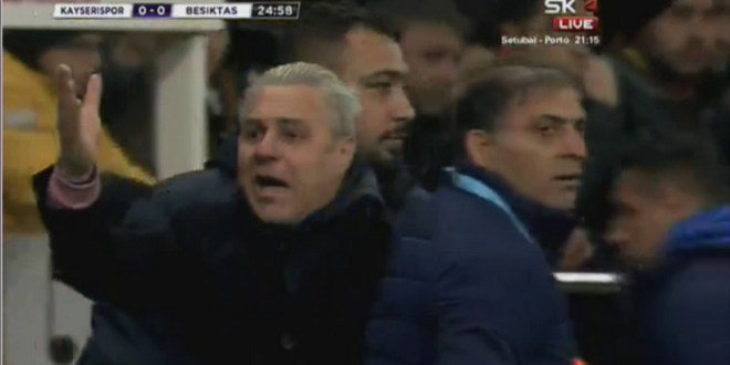 Echipa lui Sumudica a rezistat EROIC in 10 cu Besiktas! Sumudica s-a ACCIDENTAT dupa bucuria nebuna | Suarez si Messi o scufunda pe Villarreal si Barca are 5 puncte peste Valencia
