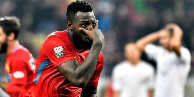 Steaua dezgheata lupta pentru titlu: Botosani 0-3 Steaua| Bizonul, Man si Tanase au fost TUNURILE lui Dica. Balasa s-a accidentat grav