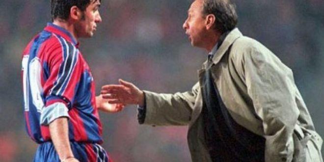 23 de ani de la o reusita istorica! Cruyff:  Eu n-am avut forta sa dau gol de la jumatatea terenului, ca Hagi!