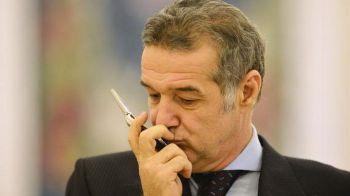 """A dictat Becali o schimbare in timpul meciului cu Botosani? Gigi a rabufnit: """"Nu va permit aceasta intrebare! Nu va intereseaza!"""""""