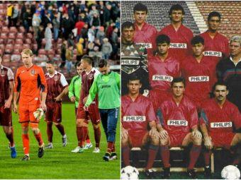 CFR-ul lui Petrescu, ca Steaua lui Ienei! Record de meciuri fara gol primit in ultimele doua decenii stabilit de liderul Ligii I. Ce echipe mai prind topul