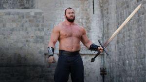 "El are 2.10 metri, ea doar 1.50 :) Cum arata noua iubita a ""Muntelui"" din Game of Thrones: FOTO"