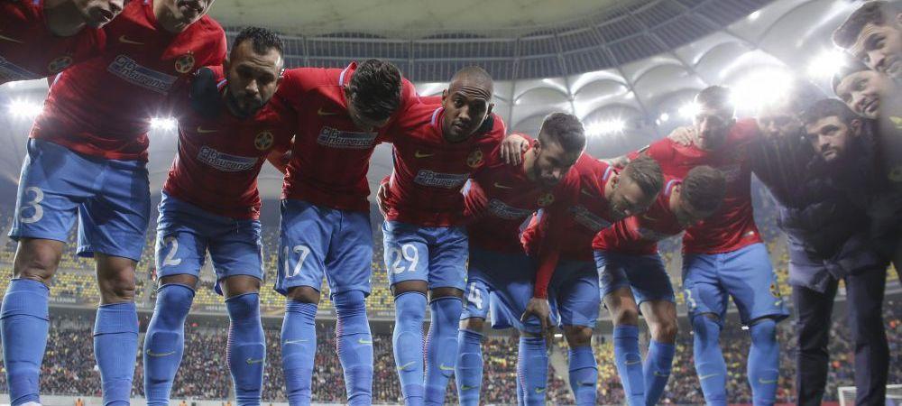 UEFA a anuntat programul: Steaua - Lazio, 15 februarie, ora 22:00, in direct la ProTV! Ambele partide sunt la ProTV!