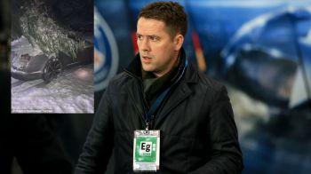 Si-a parcat Bentley-ul sub un copac sa o protejeze de ninsoare! Cum si-a gasit Michael Owen masina de 200.000 de euro