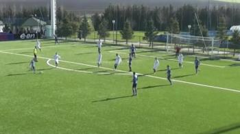 Gol SENZATIONAL pentru pustii lui Hagi! Executie de Champions League in meciul din Cupa. Hagi a batut cu 10-0