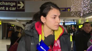 """Cristina Neagu a izbucnit la revenirea in tara: """"Ne-a fost frica sa visam la mai mult! Cehia era cel mai slab adversar posibil!"""" Ce a spus despre selectioner"""