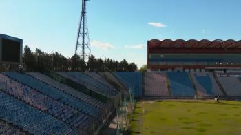 Durerea unui stadion PARASIT! Imagini SENZATIONALE din Ghencea. Cum arata azi stadionul istoric al Stelei