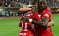 Steaua - Viitorul, duelul golgheterilor! Gnohere si Tucudean, cei mai buni atacanti din Liga 1: ultimul golgheter a fost oferit de Steaua in urma cu patru ani si a prins transferul carierei