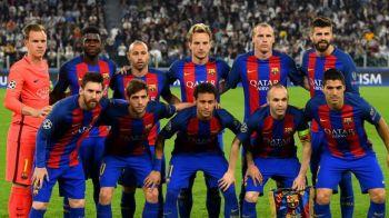 Barcelona se desparte de un fotbalist exponential, spaniolii au anuntat si numele viitoarei echipe