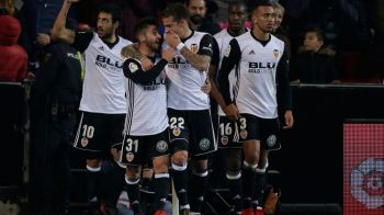 Valencia, in fata istoriei: sambata poate depasi un record care rezista de 14 ani
