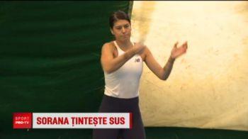 Sorana, castigatoare de Grand Slam inaintea Simonei Halep? La ce viseaza Cirstea in 2018
