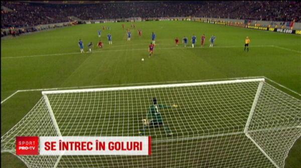 """Razboiul golgeterilor din Liga 1! Gnohere nu e interesat sa-l invinga pe Tucudean: """"Vreau doar sa fiu campion cu Steaua Bucuresti!"""""""