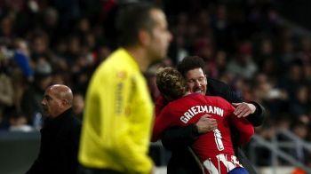 """Anuntul incredibil facut de Diego Simeone: """"Griezmann va fi lasat sa plece!"""" Cele 2 variante"""