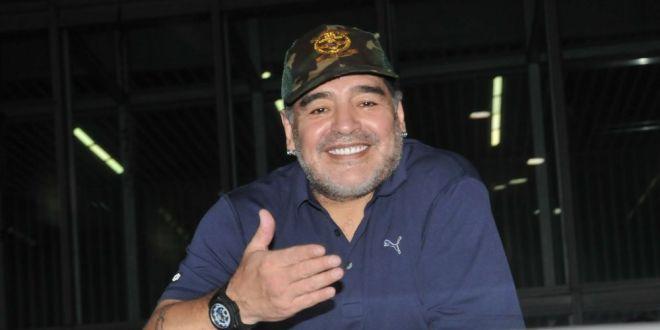 I-am spus lui Florentino Perez sa-l transfere! Dar a picat totul din cauza lui Ronaldo!  Dezvaluirea incredibila facuta de Maradona! Pe cine voia Real Madrid