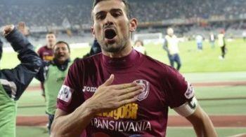 Unde a ajuns sa joace cel mai titrat fotbalist strain din istoria Romaniei! Cadu, omul care a marcat ultimul deceniu