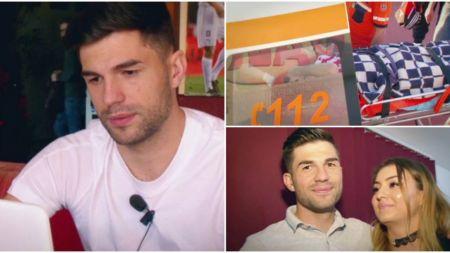 Povestea incredibila a fotbalistului cu tripla fractura craniana! Zaluschi a fost coleg cu Torje, iar o accidentare groaznica ii putea lua viata