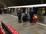 Ucigasii de la metrou: cazuri in care oamenii au fost impinsi in fata mortii