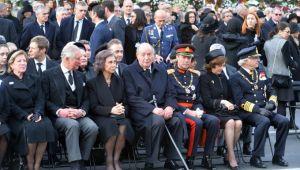 GALERIE FOTO: Familiile Regale care au participat la funeraliile Regelui Mihai