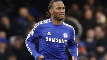 FOTO Schimbare radicala: Drogba s-a RAS in cap :) Cum l-a ironizat Terry pe net