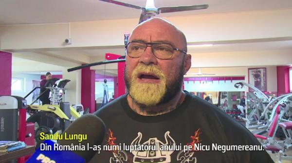 Tunete si fulgere in cusca! Colosul Lungu, Bestia Moldovei si Tunetul Negumereanu se bat la PRO X, luni seara, de la 22:00