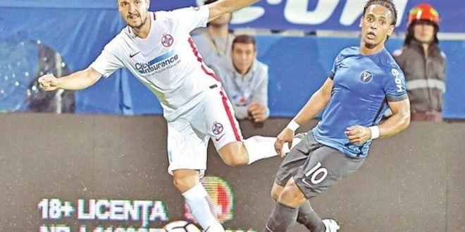 INTERVIU Eric:  Asta as fi ales intre Steaua si Dinamo  Ce zice despre Budescu si promisiunea sa pentru Hagi