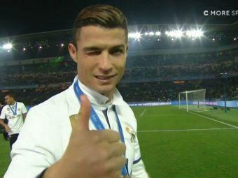 Ronaldo a vrut s-o UMILEASCA pe Barcelona! Cererea care i-a infuriat pe catalani:  Nici nu se pune problema!