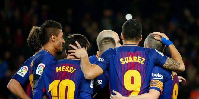 TIKI-TAKA n-a murit la Barcelona! Faza superba facuta de catalani aseara cu echipa lui Andone si Pantilimon