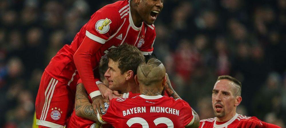 Bayern a anuntat primul transfer al iernii! Cat costa atacantul-surpriza cerut de Lewandowski la echipa