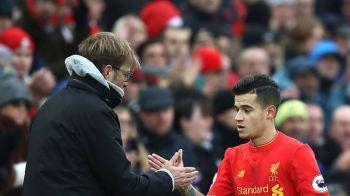 Liverpool a gasit inlocuitorul ideal pentru Coutinho! Transfer record pentru englezi: pe cine platesc peste 100 de milioane de euro