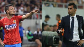 """Cearta pe BANI intre stelisti! Motivul pentru care Budescu l-a criticat pe Dica pentru ca face """"experimente"""" in Europa League"""