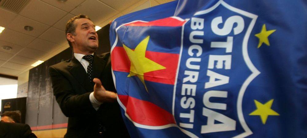 "Becali a prins curaj, in urma sondajului in care romanii au votat FCSB = Steaua: ""O sa recuperez si numele si marca!"""