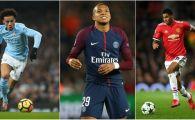 TOPUL celor mai valorosi fotbalisti U21 la final de 2017! Cota lui Mbappe a crescut cu 50 de milioane, City si United au cate doi fotbalisti intre primii 10