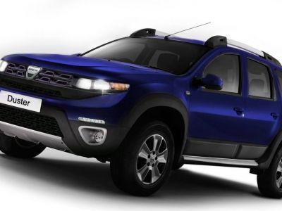 Surpriza: Dacia va lansa un SUV mai mare decat Duster-ul!
