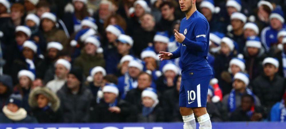 """Se pregateste urmatorul transfer GALACTIC! Tatal lui Eden Hazard a facut anuntul: """"Asteptam oferta de la Real Madrid!"""""""