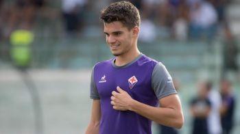 """""""Multumesc 2017 pentru ca m-ai ferit de accidentari!"""" Mesajul lui Ianis Hagi dupa un an dezastruos la Fiorentina"""