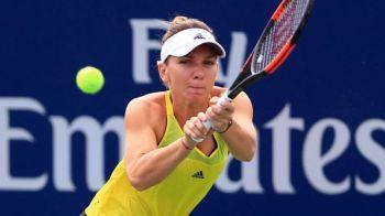 Simona Halep, la o victorie distanta de a-si pastra locul 1! Muguruza s-a accidentat la Brisbane