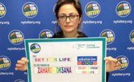 O femeie a câştigat o sumă enormă la loterie, cu un bilet pe care nu a vrut să-l cumpere