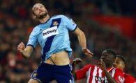 Un motiv bun sa spargi televizorul :) Cum a ratat un englez 7.600 de lire dupa un gol marcat de Andy Carroll in ultimele secunde ale meciului
