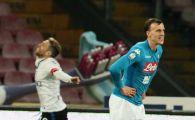 Chiriches, facut PRAF la Napoli dupa gafa care a eliminat echipa din Cupa Italiei: `Nu poate fi titular la nicio echipa din Italia!`